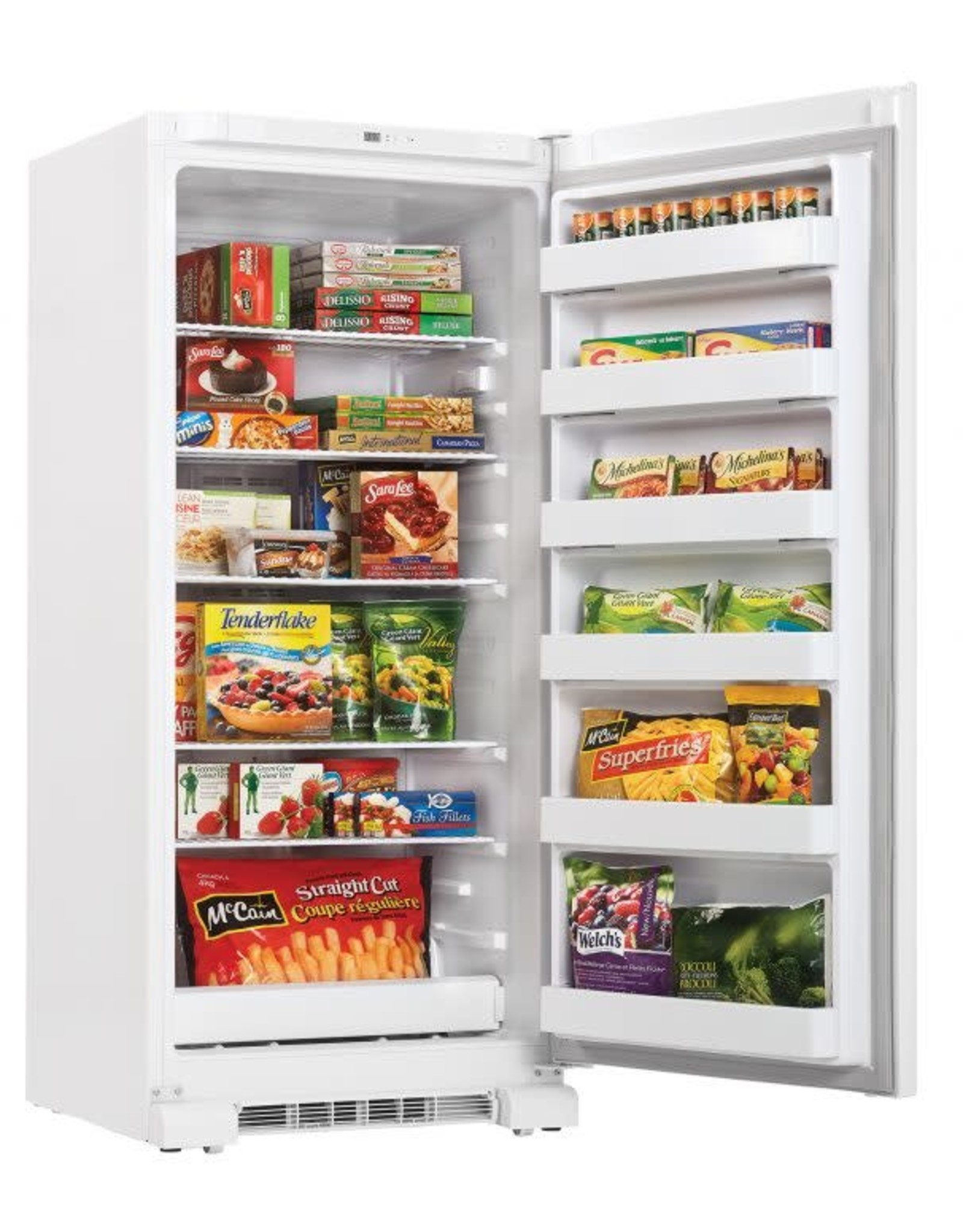DANBY DUF167A4WDD Danby Designer 16.7 cu. ft. Upright Freezer
