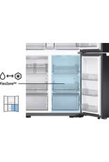 SAMSUNG RF29A9071SG  29 cu. ft. 4-Door Flex French Door Refrigerator in Fingerprint Resistant Black Stainless with FlexZone
