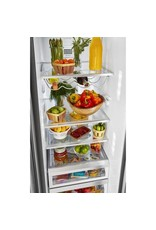 KRSF705HPS 36 in. W 24.8 cu. ft. Side by Side Refrigerator with Exterior Ice and Water in PrintShield Stainless Steel
