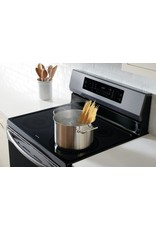 FRIGIDAIRE GCRI3058AF 30 in. 5.4 cu. ft. Induction Electric Range with Self-Cleaning Oven in Smudge-Proof Stainless Steel with Air Fry