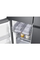 SAMSUNG RF29A9771SG 29 cu. ft. Family Hub 4-Door Flex French Door Smart Refrigerator in Fingerprint Resistant Black Stainless