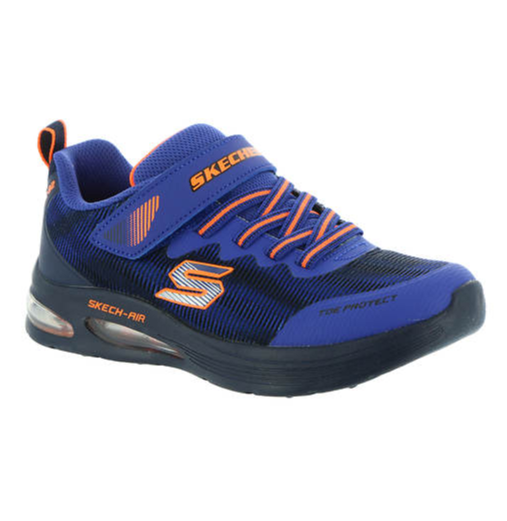 Skechers Kids Boys Skech Stepz Sneaker