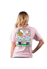 Pink Easter Simply Southern shirt