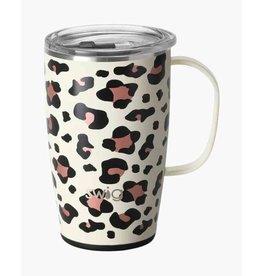 swig Luxy Leopard Swig 18 oz Mug