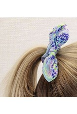 Shell of a party scrunchie