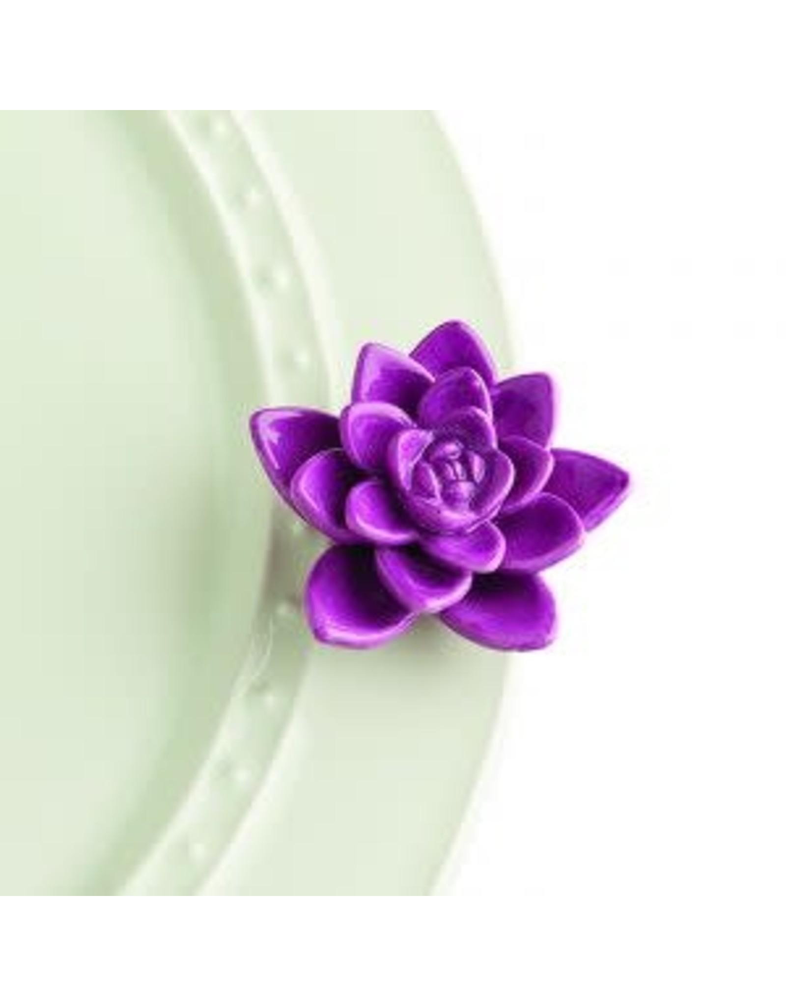 get growing ( purple flower )