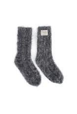 Charcoal Giving Socks