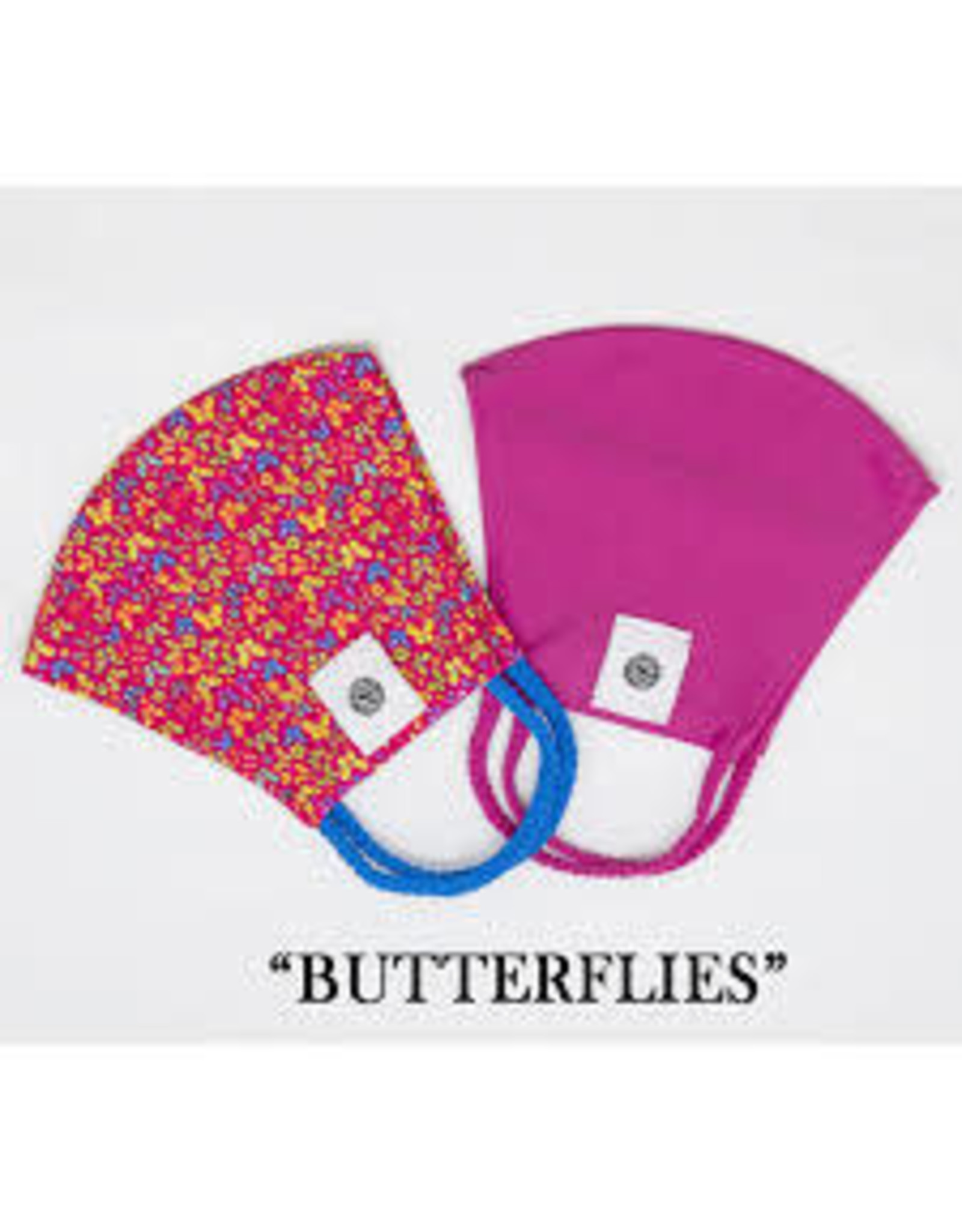 Pomchie Mask-Butterfly/Fuchsia