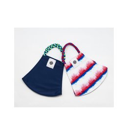 Pomchie Mask-Liberty Tie Dye/Navy