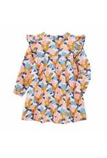 Floral Corduroy Dress 2T