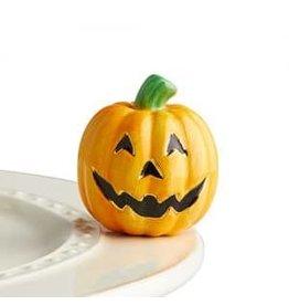 Carved Cutie ( jack o' lantern )