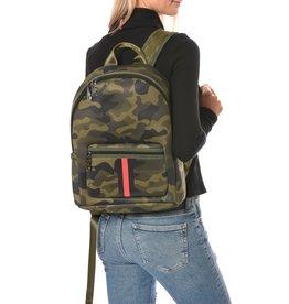 Haute Shore Alex Backpack Green Camo