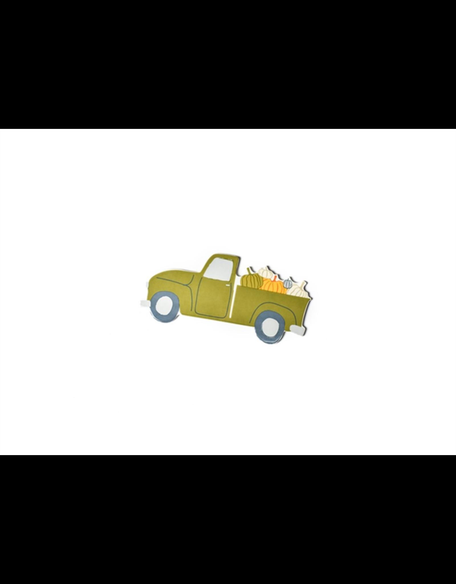 Pumpkin Truck Mini Attachment