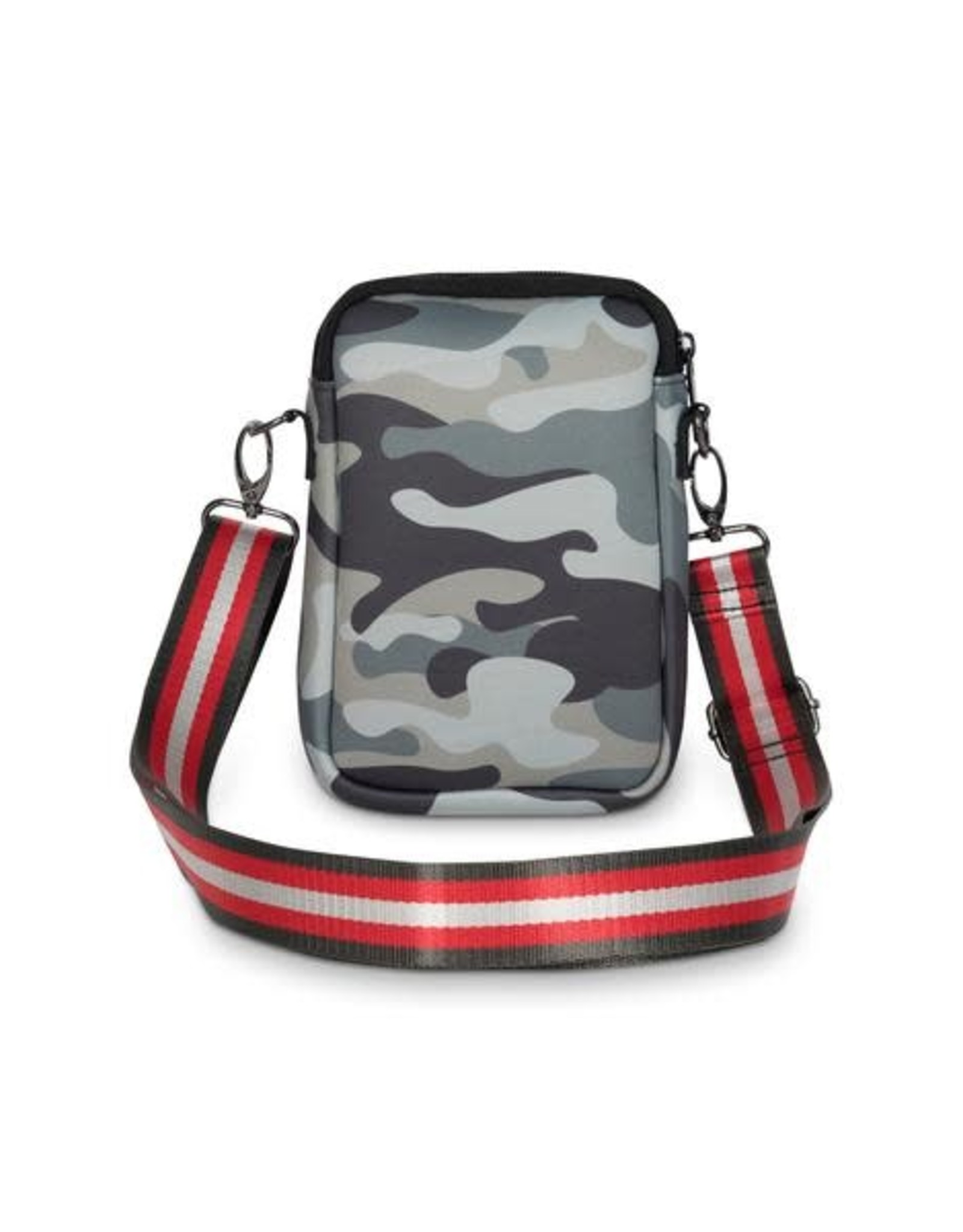 Casey Cell Phone Bag Fresh Light Green Camo