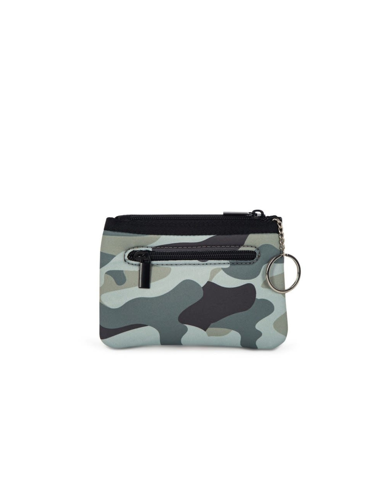 Max Card Case Light Green Camo w/red