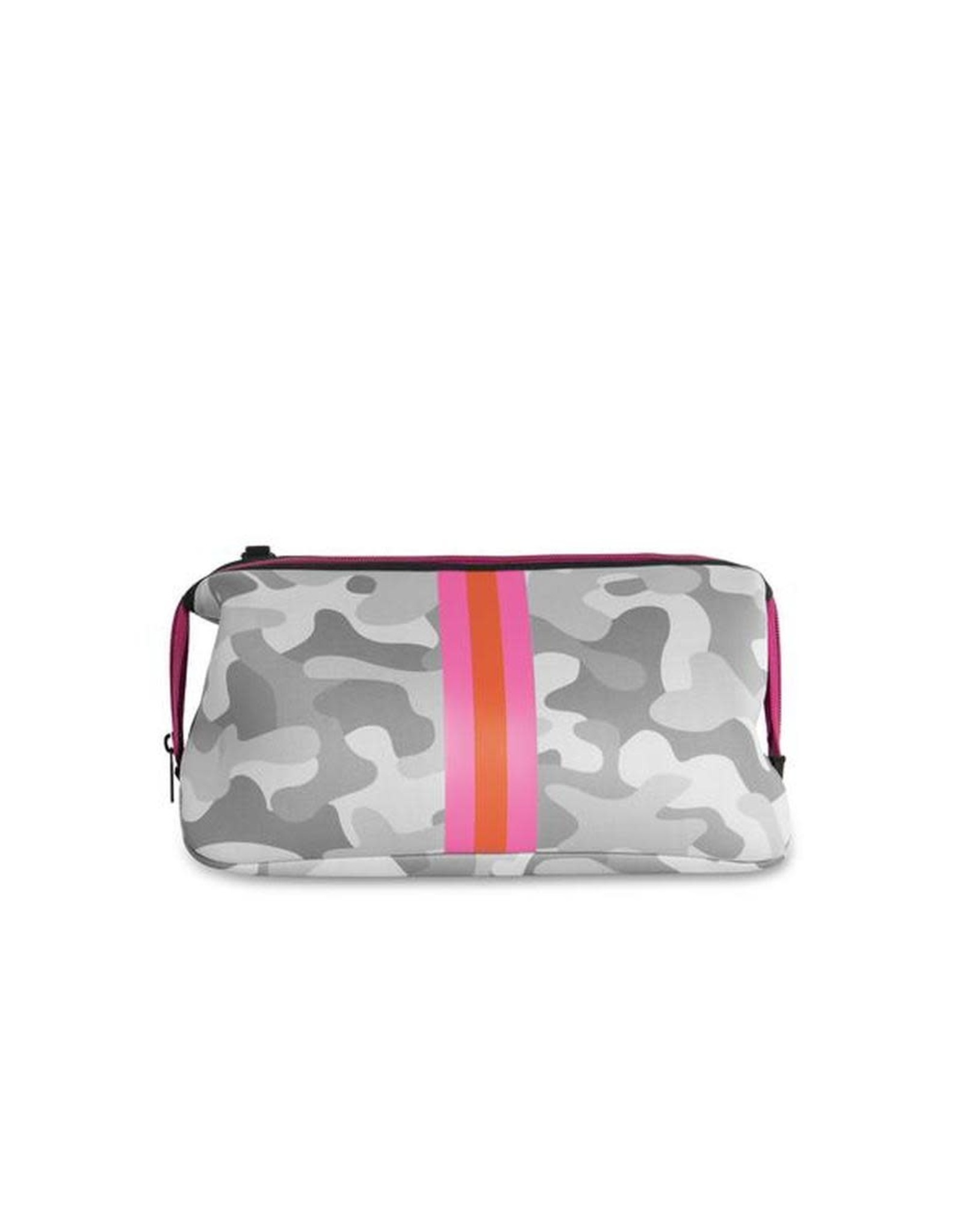 Erin Cosmetic Rise White Camo w/pink stripe