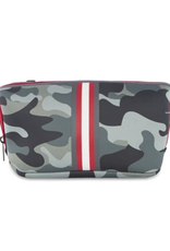 Erin Cosmetic Case Fresh Light Camo w/red