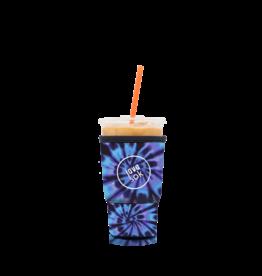 JavaSok (large) Tye Dye  Blue