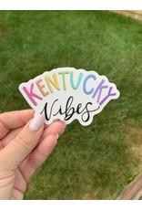 Kentucky Vibes sticker