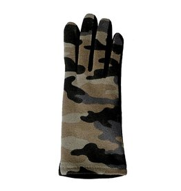 Camo Gloves adult
