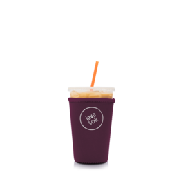 Java Sok ( Medium ) Burgandy