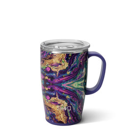 Purple Rain Swig 18 oz Mug