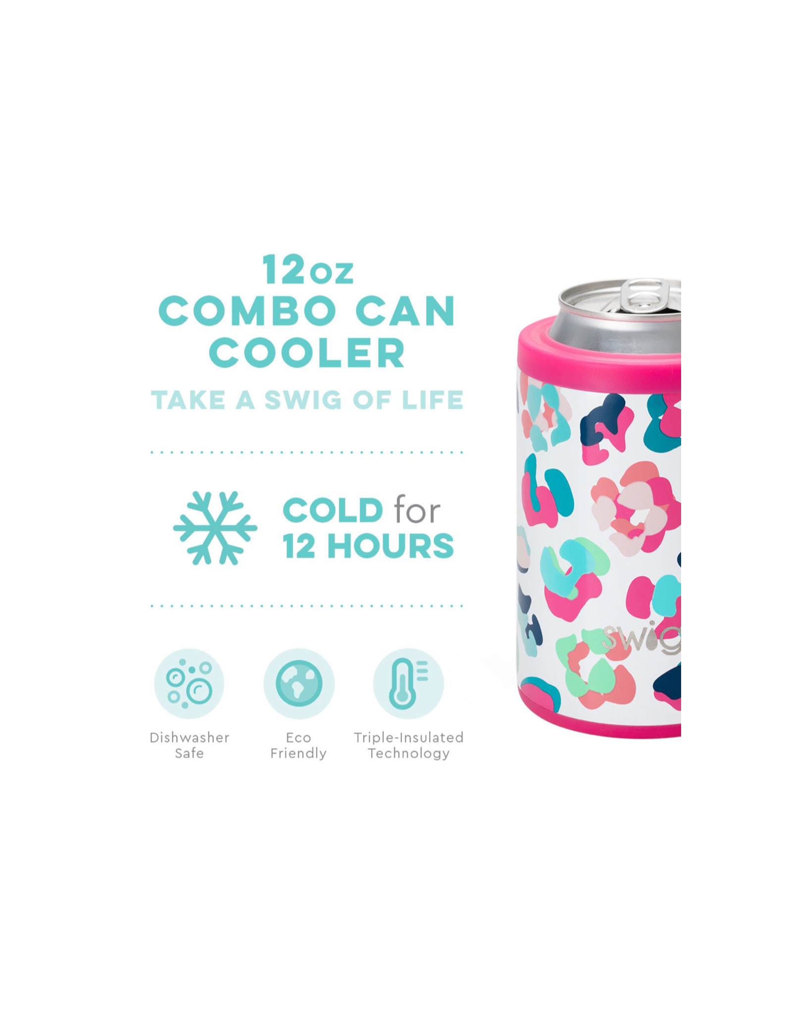 Party Animal Swig Combo Cooler