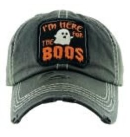 I'm Here for the Boos Hat