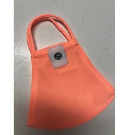 Individual Child Pomchie Mask/Neon Orange