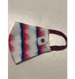 Individual Child Pomchie Mask/Patriotic