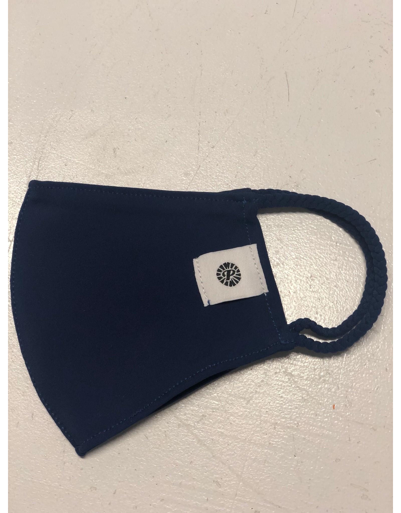 Individual Child Pomchie Mask/Navy Blue