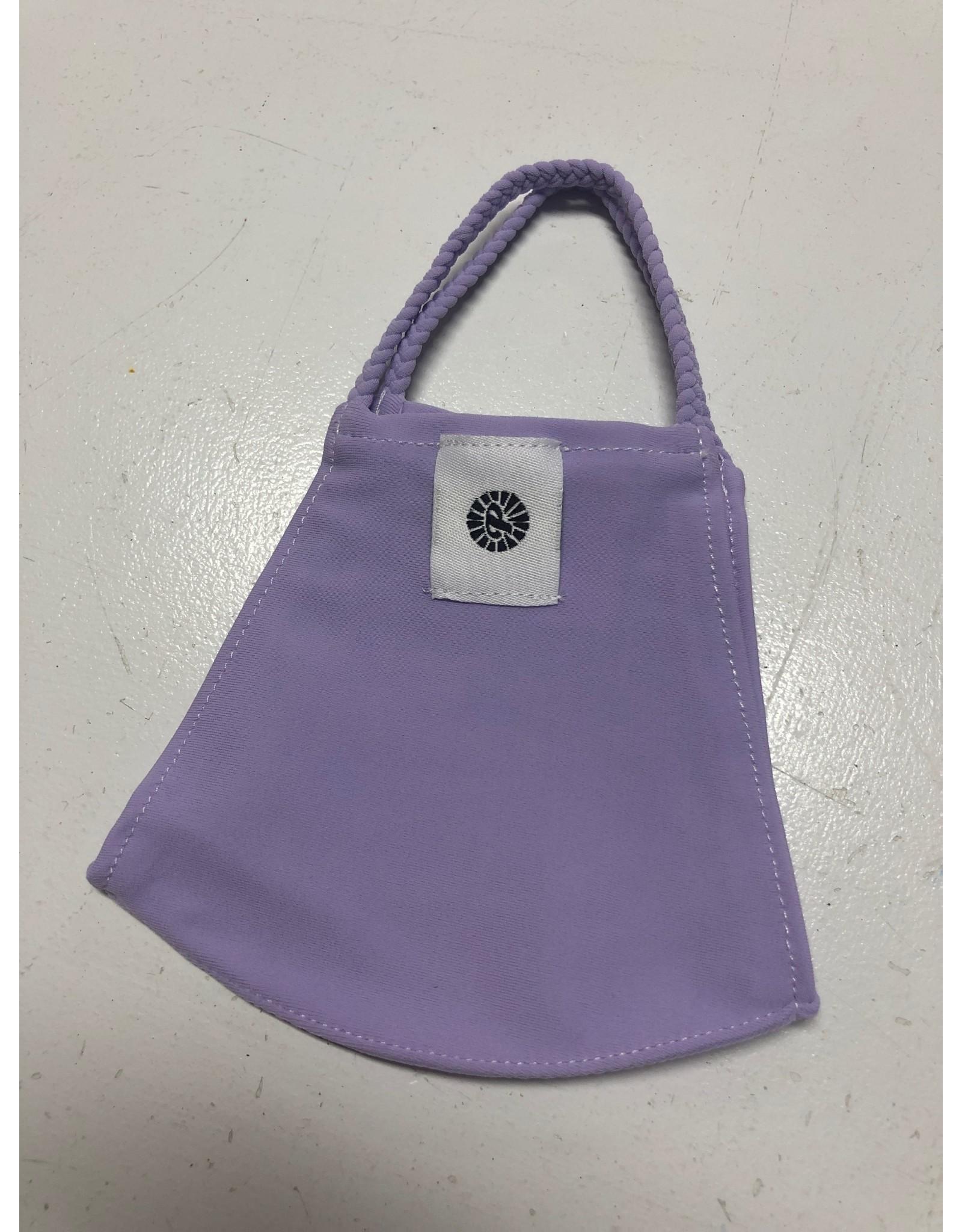 Individual Child Pomchie Mask/Light Purple