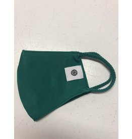 Individual Child Pomchie Mask/Hunter Green