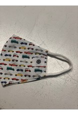Individual Child Pomchie Mask/Cars