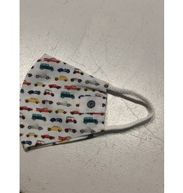 Individual Child Pomchie Mask/Cars
