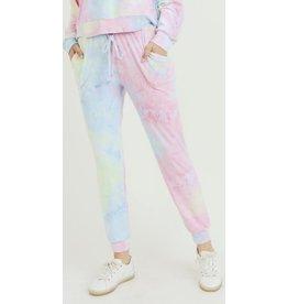 Tie Dye Lounge Pants (Large)