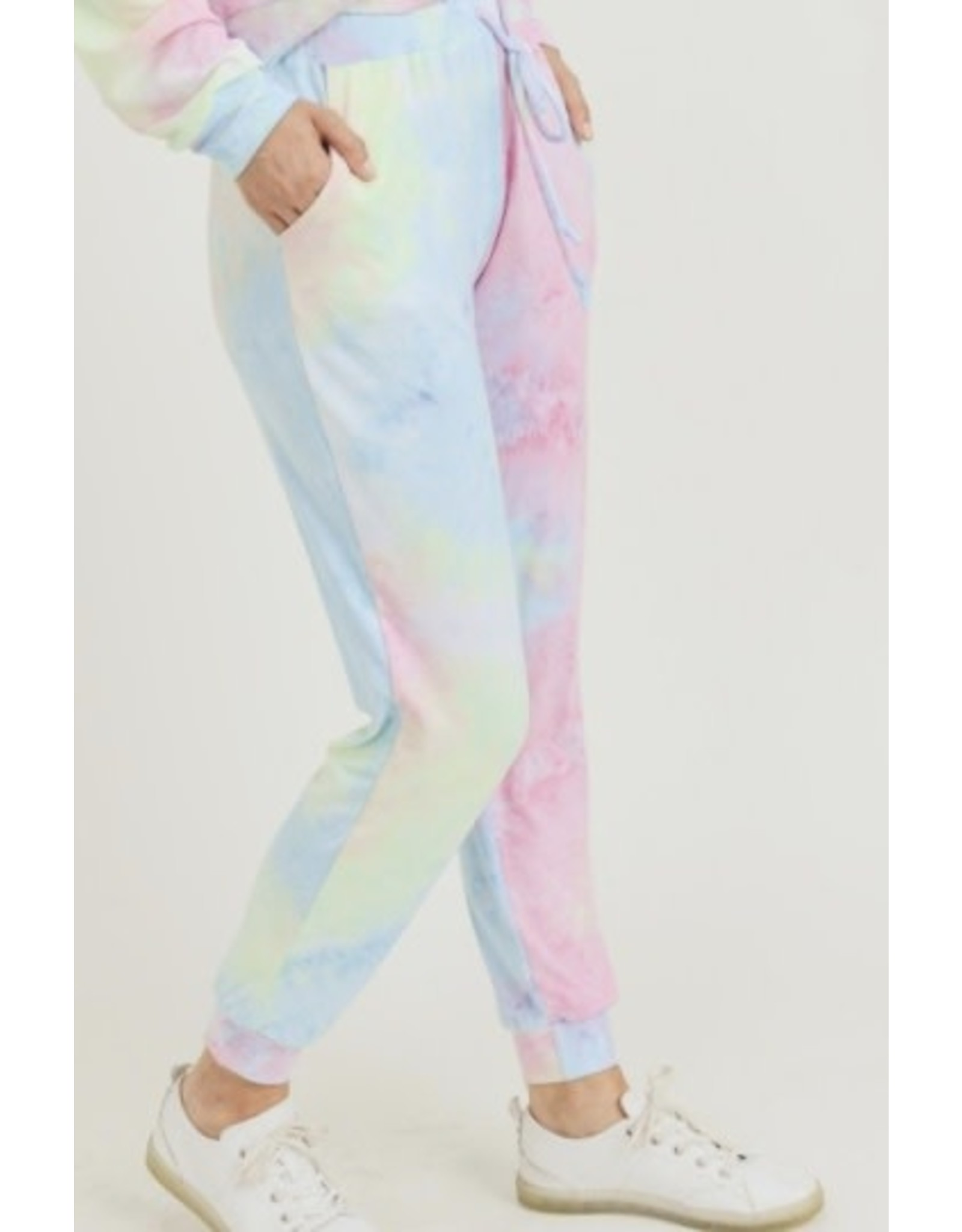 Tie Dye Lounge Pants (Large)