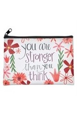 Stronger than You Think Coin Purse