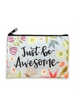 Just be Awesome Coin Purse