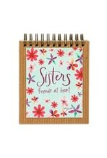 Sisters Friends at Heart Easel Book