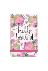 Hello Beautiful Pocket Note