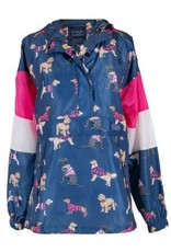 Pullover Dog Rain Jacket/XL