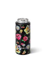 Fleur Noir 12oz  Skinny Can Cooler