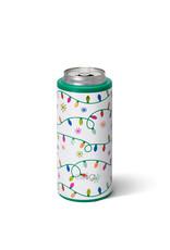 Swig 12 0z Skinny Can Cooler- Let It Glow