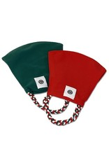 Candy Cane Solid Pomchie Masks