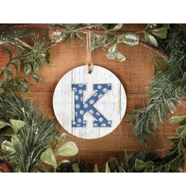 K Ornament Doodles