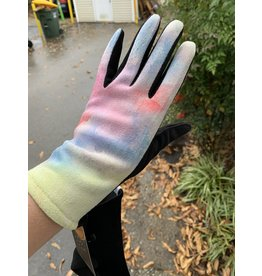 Tie-Dye Gloves