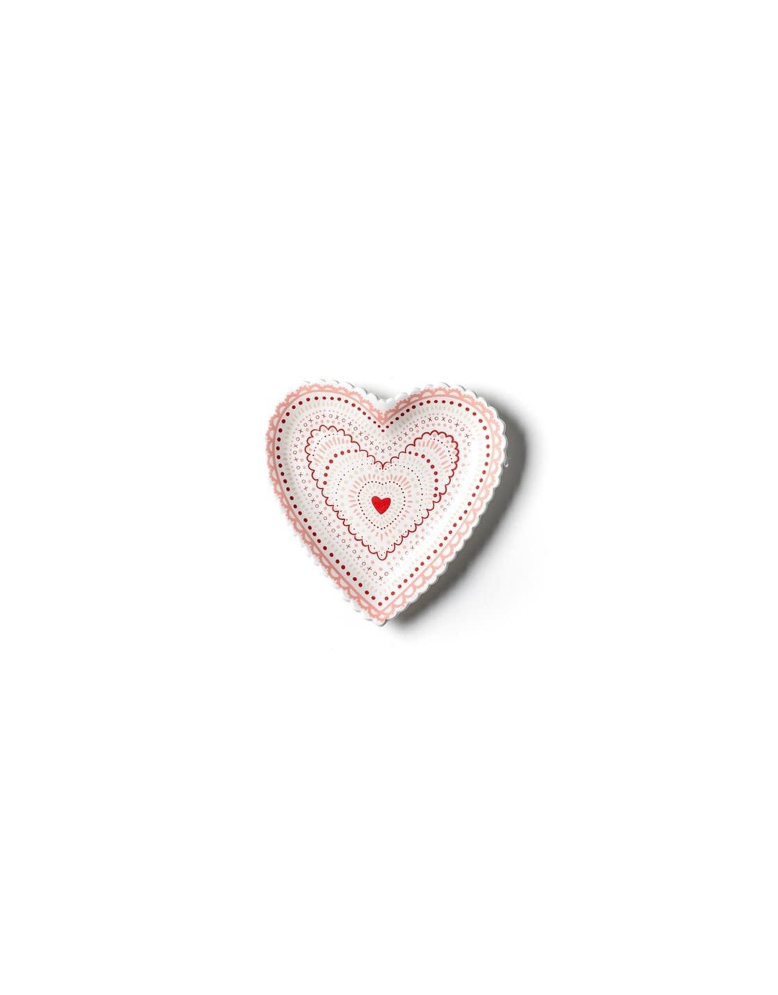 Heart Dolly Plate