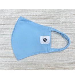 Individual Child Pomchie Mask/ Light Blue