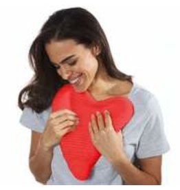 Spa Therapy Heart Warmie/Red